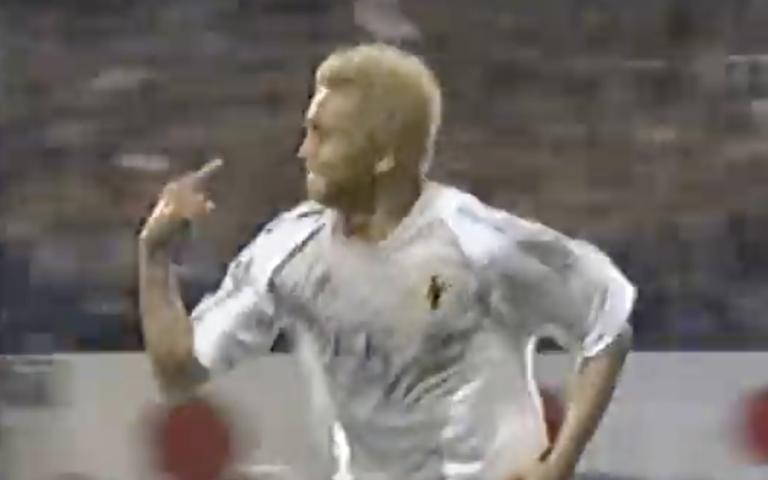 2002年 日韓 FIFAワールドカップ 日本代表VSベルギー代表