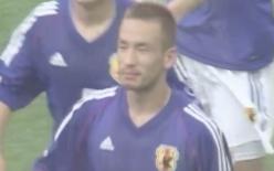 2002年 日韓 FIFAワールドカップ 日本代表VSチュニジア代表