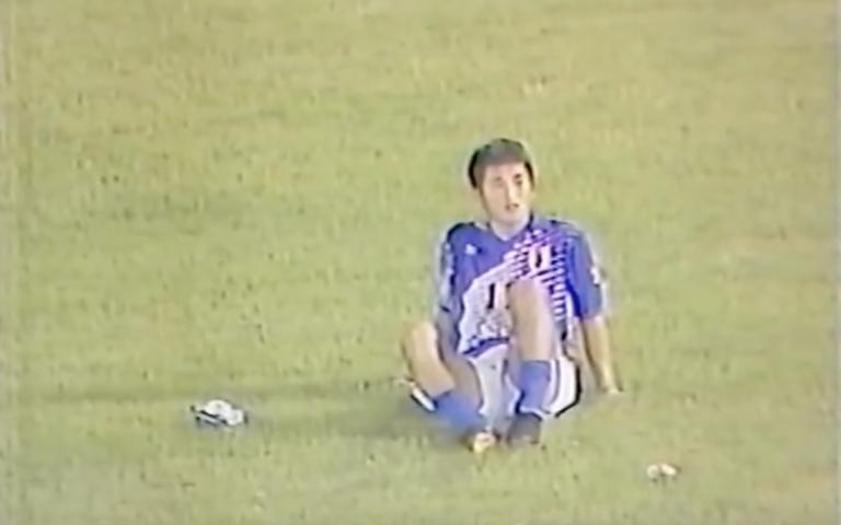 1993年 アメリカW杯アジア最終予選 日本代表VSイラク代表