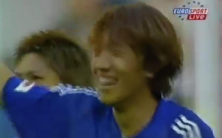 2003年 FIFAコンフェデレーションズカップ 日本代表VSニュージーランド代表