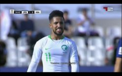 AFCアジアカップ UAE大会 2019年 日本 VS サウジアラビア