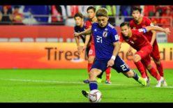 AFCアジアカップ UAE大会 2019年 日本 VS ベトナム