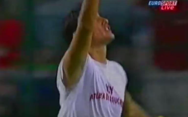 2003年 FIFAコンフェデレーションズカップ 日本代表VS コロンビア代表