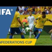 Brazil 3:0 Japan FIFA Confederations Cup 2013