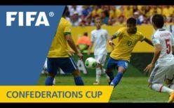 2013年 コンフェデレーションズカップ サッカー 日本代表VSブラジル代表