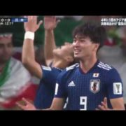 AFCアジアカップ UAE大会 2019年 日本 VS イラン