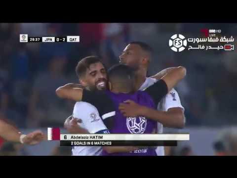 AFCアジアカップ UAE大会 決勝 2019年 日本 VS カタール